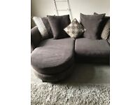 Sofa & comfy chair