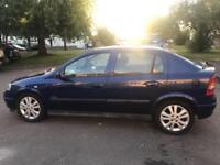 2003 Vauxhall/Opel Astra 1.6i 16v SXi
