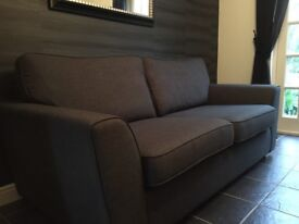 DFS Vision - 3 Seater Sofa - Mint Condition- £300 *Or Nearest Offer*