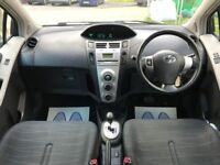 TOYOTA YARIS**AUTOMATIC** 1 OWNER**9 SERVICES**2 KEYS**LONG MOT**HPI CLEAR**