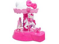 Hello Kitty Fun Fair Carousel toy