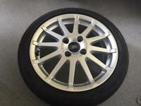 Ford Fiesta Alloy Wheel 195~45~R16