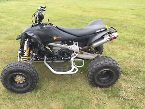 2008 can am ds 450 EFI