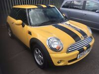 MINI COOPER ** 07 PLATE ** 59,000 MILES ** NEW SHAPE **