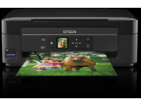 Epson XP 322 Wireless Inkjet Printer / Inc. 2 x New Ink Cartridges.