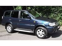 wanted nissan terrano 3.0 diesel