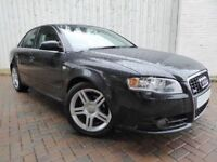 Audi A4 2.0 TDI S-Line 140, with a Fabulous Detailed Service History and Superb Condition Throughout