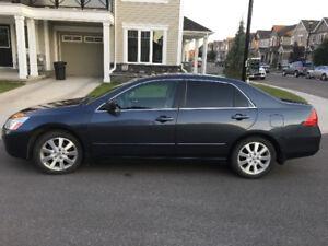 2007 Honda Accord Sedan 3.0L 6V