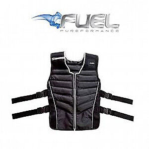 FUEL 17.6 lb Weighted Vest (Brand New - No Box)