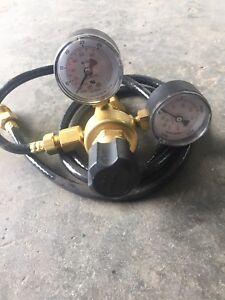 Regulateur gas soudeuse