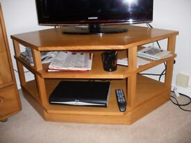 Tapley wooden TV table, originally £ 580