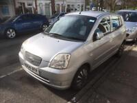 Kia Picanto 1.1 Automatic With Very Low mileage