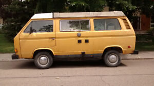 Westfalia Vanagon