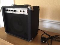 SoundLab 10w Guitar Amp. As New.
