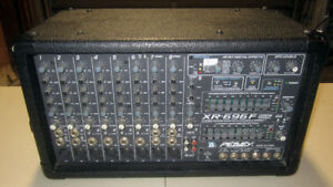 Peavey XR696F 1200W Powered Mixer