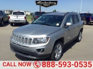 2016 Jeep Compass 4WD NORTH Accident Free,  Bluetooth,
