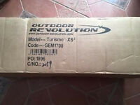 Outdoor Revolutions Turismo XS Driveaway Awning - BRAND NEW