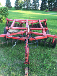 Disc/Seed Drill