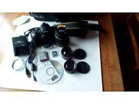 Nikon d 5100 dslr camera and lens bundle