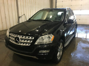 2011 Mercedes-Benz M-Class ML350 SUV, Crossover