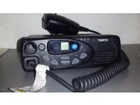 35 TAIT TM8110 (136-174 MHz) VHF HIGHBAND DATA READY TAXI RADIOS