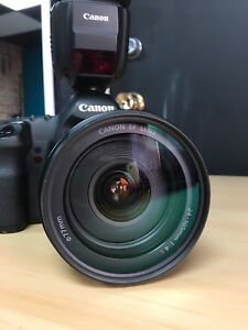 Canon 5DII - 24-105L IS USM - 430EXIII-RT