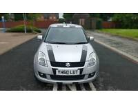 Suzuki Swift 2010(60) Sz3 Diesel Hpi cleared
