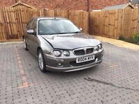 MG ZR+ XPOWER Grey - Can be repaired, all repair parts provided - Engine in perfect shape, new rad