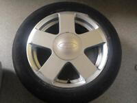 Ford Fiesta Alloy Wheel 195~50~R15