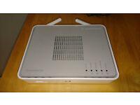 O2 Wireless Box IV 4 ADSL WiFi Modem Router Thomson