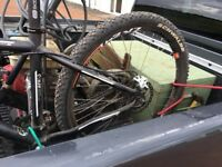 Cube Acid 17inch mountain bike
