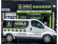 Smart phone and tablet repairs - we come to you