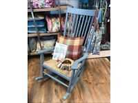 New Lovely VM Rocker Chair Reduced Clearance!