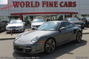2011 Porsche 911 Turbo | RARE 6-speed Manual | Carbon Package