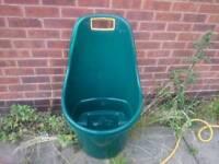 Garden caddy bin