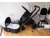 iCandy Peach World pram pushchair with accessories CAN POST
