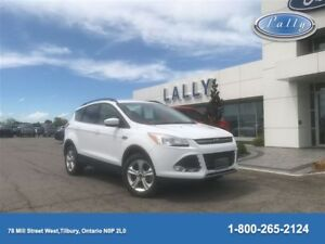 2016 Ford Escape SE, One Owner, Only 23, 690 km's!!