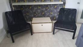 Ikea NOLMYRA easy chairs