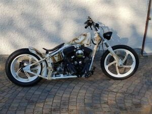 "***********SOLD*******Rsm Custom / Kick Start S&S 88"" Bobber"
