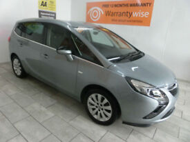 2014 Vauxhall Zafira 1.8i 16v VVT 140bhp Tech Line **BUY FOR ONLY £50 PER WEEK**