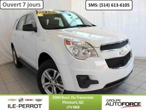 2012 CHEVROLET Equinox FWD LS, BLUETOOTH, MAGS, FWD