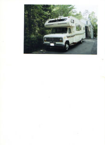 1989 Ford Citation Supreme Motor Home