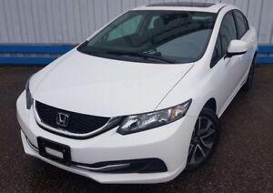 2013 Honda Civic EX *SUNROOF-HEATED SEATS*