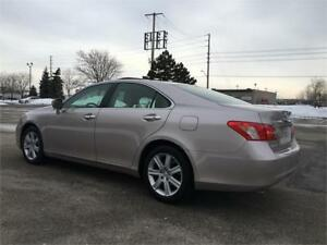 2007 Lexus ES 350 Titanium Edition No Accidents (Price reduced)