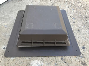 Brown Roof Vents