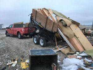 Junk Removal / Yard Waste / Dump Runs / CALL 204 894 - 4925