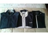 Golf Jackets, Ping / Mizuno. Medium.
