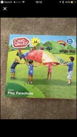 Giant parachutte
