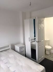 Ensuite room to rent in shared house