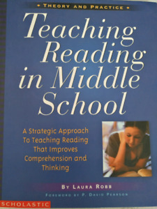 Reading resource for teachers